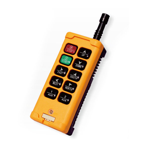 10 Key Single Speed Industrial Remote Crane Control