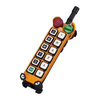 Industrial 12 Buttons Single Speed Wireless Crane Control