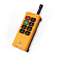 8 Key Single Speed Wireless Crane Control