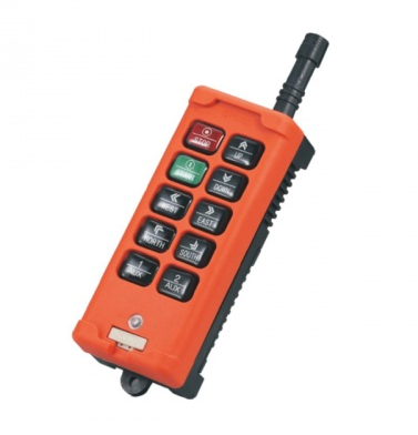 What is the wireless crane control system?