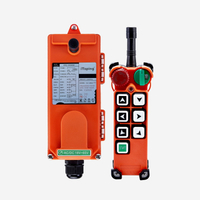 Industrial Wireless Single Speed Hoist Remote Crane Control F21-E2