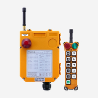 11 Buttons Single Speed Wireless Crane Remote Control