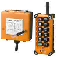 Industrial Single Speed Wireless Hoist Crane Control F23-A++