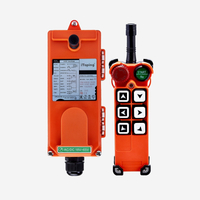 Industrial Single Speed Remote Crane Control F21-E1
