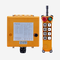 Industrial Wireless Double Speed Crane Remote Control F26-A3